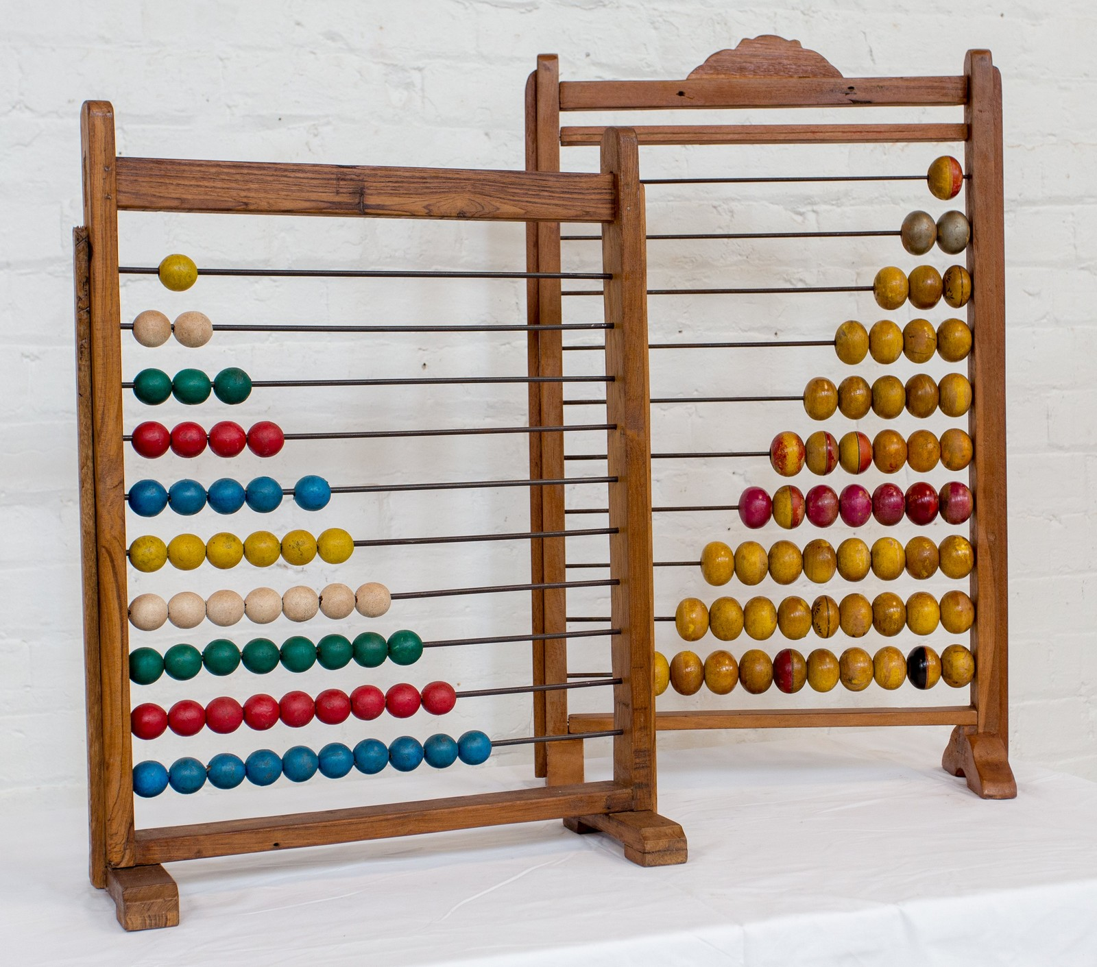 Wooden Abacus (sizes/colours may vary)   Daughters & Co